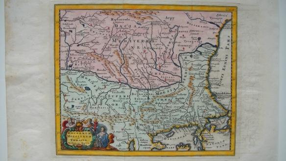 Cluverius 1629