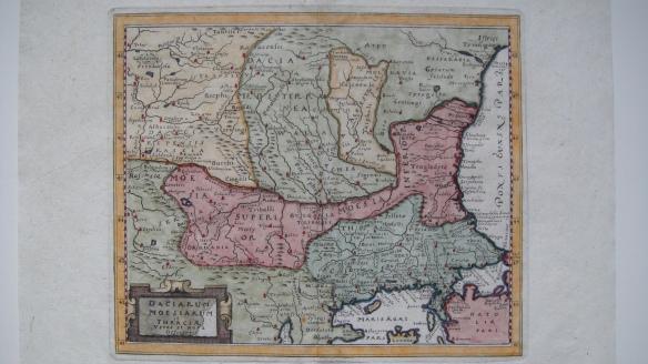 Cluverius 1650