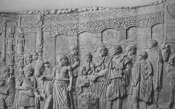 Podul lui Traian-Columna 1