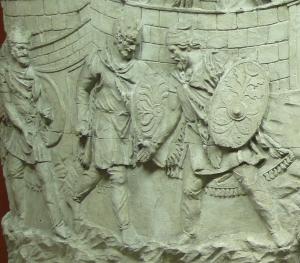 Daci Columna