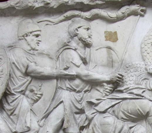 Imagini pentru Imagini de pe Columna lui Traian