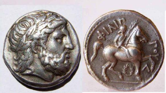 Filip II a