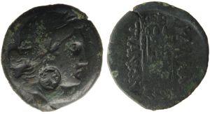 Kallatianon Apollo obol