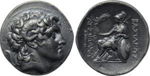 Lisimach tetradr Pergamon