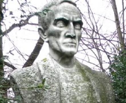 Bustul lui George Bacovia