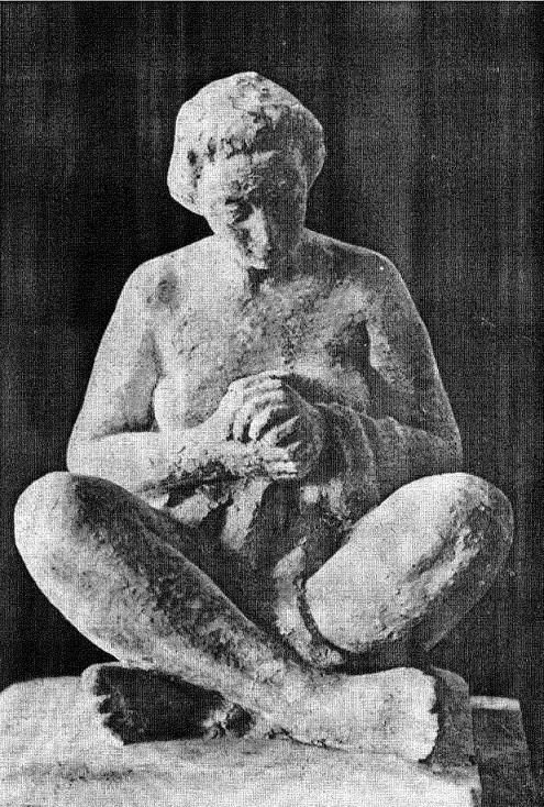 Nud - Maria Grigorescu Salonul Oficial 1944