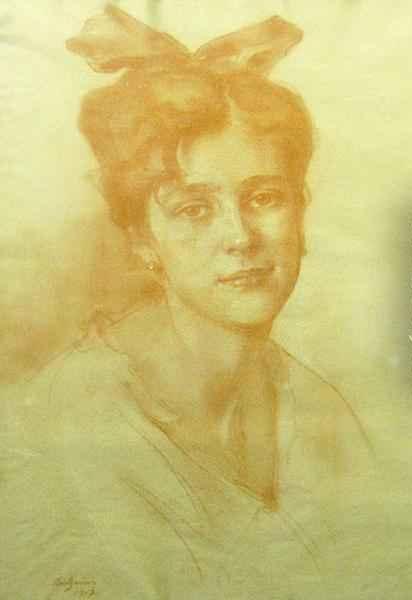 Portertul Elenei Zamora