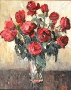 vas_cu_trandafiri