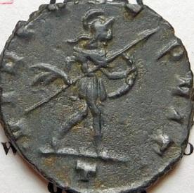 Aureolus T VIRTUS